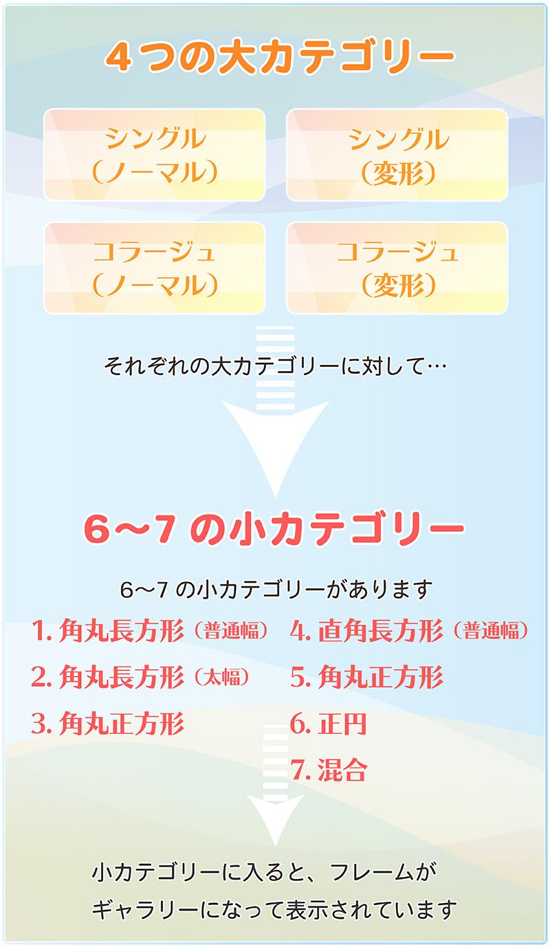 卒園アルバム-キッズドン!-写真枠素材無料ダウンロード-使用の手引き