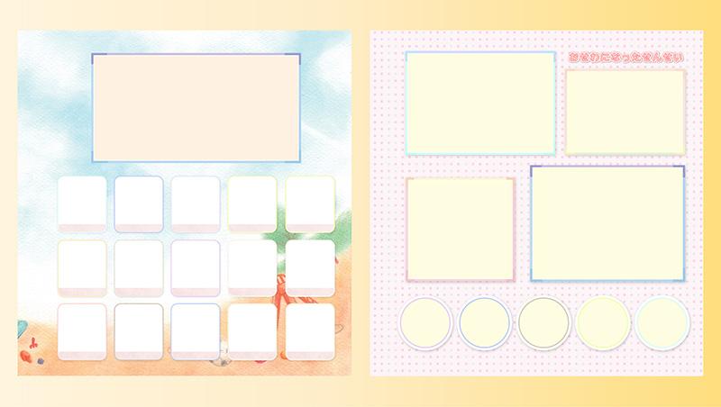 卒園アルバム-キッズドン!-リアル絵表紙アルバム11