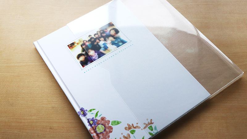 キッズドン!の卒園アルバム-ハードカバー バリュー15