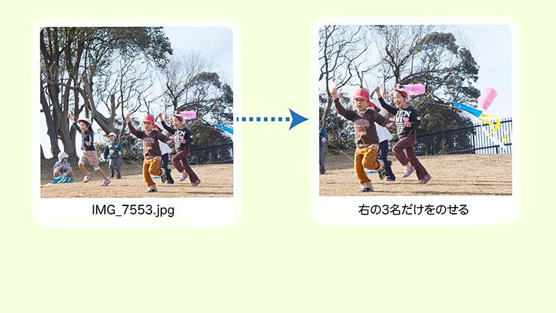 卒園アルバム-キッズドン!制作の流れ8